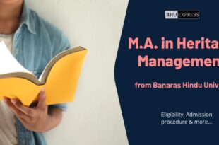 M.A. in Heritage Management