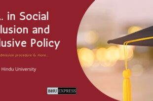 M.A. in Social Exclusion and Inclusive Policy